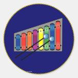Xylophone Stickers