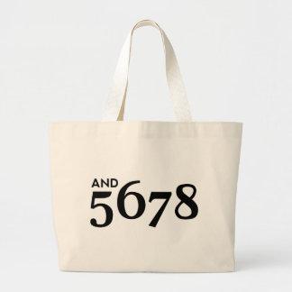 Y 5678 BOLSAS