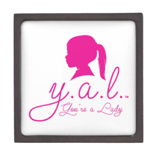 Y.A.L.  You're a Lady Gift Box