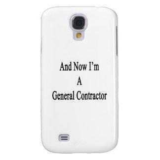 Y ahora soy un general Contractor