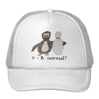 Y - B  normal? Trucker Hat