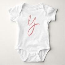 Y BABY BODYSUIT