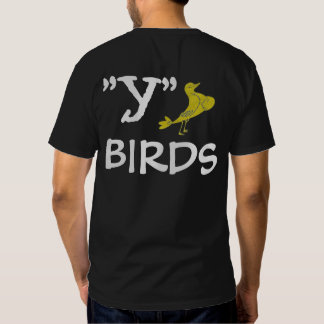"""""""Y"""" Bird Shirt Back Printed"""