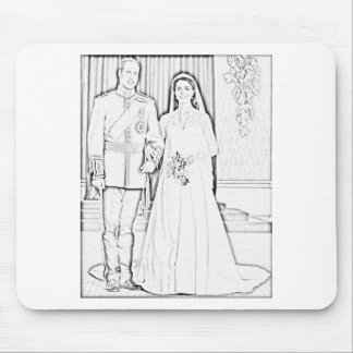 Y boda del kate mouse pads