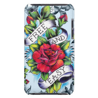 - Y - caso fácil libre del iPod del arte del tatua iPod Case-Mate Coberturas