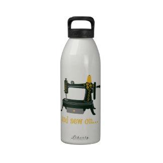 Y cosa en… botella de agua