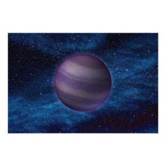 Y Dwarf Star Space Art Photo Art