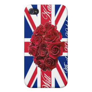 Y edición de Kate 2011 Limited conmemorativa iPhone 4 Carcasas