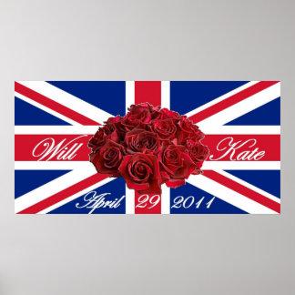 Y edición de Kate 2011 Limited conmemorativa Poster