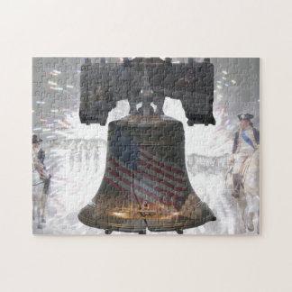 ¡Y el resplandor del rojo de Rockets! Puzzle Con Fotos