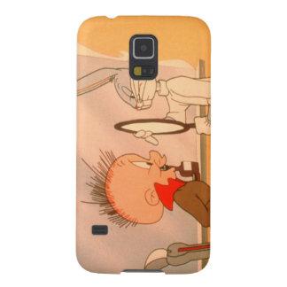 ™ y Elmer Fudd 2 de BUGS BUNNY Carcasa Para Galaxy S5