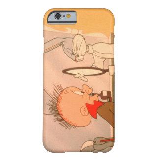 ™ y ELMER FUDD™ 2 de BUGS BUNNY Funda Barely There iPhone 6