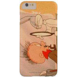 ™ y ELMER FUDD™ 2 de BUGS BUNNY Funda Barely There iPhone 6 Plus