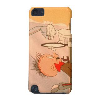 ™ y Elmer Fudd 2 de BUGS BUNNY Funda Para iPod Touch 5G