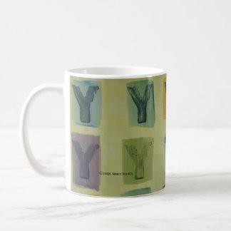Y enormes taza clásica
