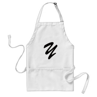 Y For Yeah Apron