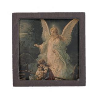y   gaurdian angel  keepsake box