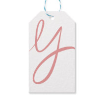 Y GIFT TAGS