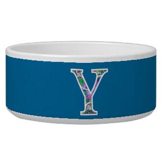 Y Illuminated Monogram Bowl