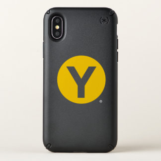 Y Initial iPhone X Speck iPhone X Case