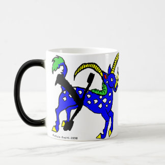 Y is for Yale Coffee Mug