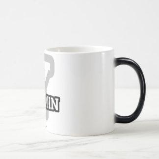 Y is for Yazmin Coffee Mugs
