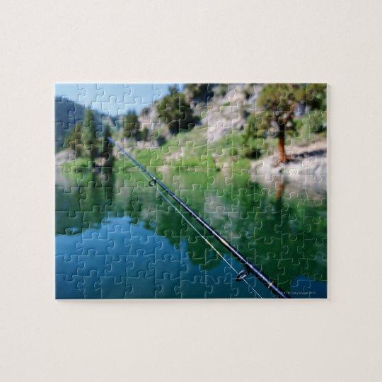 Y lago de trole puzzle