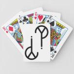 ¿Y negra? Naipes del símbolo Baraja Cartas De Poker