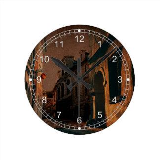 ¡Y no olvide el ajo! Reloj Redondo Mediano