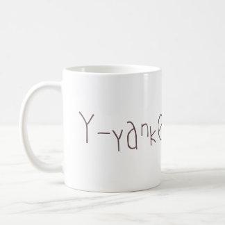 Y - OTAN del yanqui Taza De Café