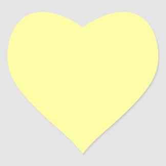 y pegatina en forma de corazón