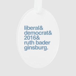 Y Ruth Bader Ginsburg en 2016