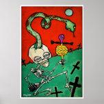 """""""Y tomarán serpientes """" Poster"""