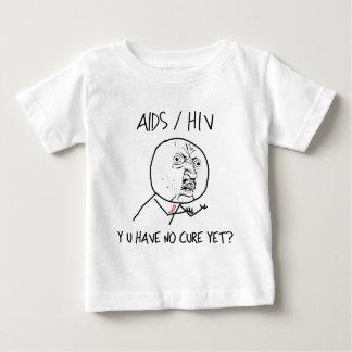 Y U Have No Cure Baby T-Shirt