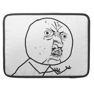 Y U NINGUNA original - manga de MacBook Pro Funda Para Macbooks