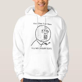 Y U NO - Hoodie
