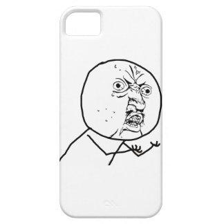 Y U NO - iPhone 5 Case
