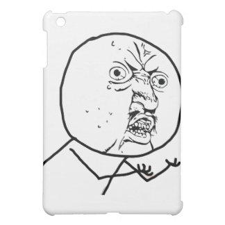 Y U NO (Original) - iPad1 Case iPad Mini Cover