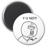Y U NO (Original) - Magnet