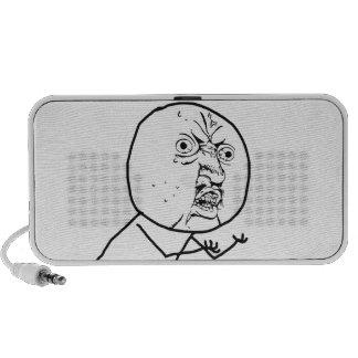 Y U NO - Portable Speaker