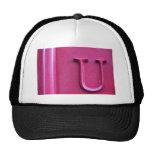 Y U... TRUCKER HATS