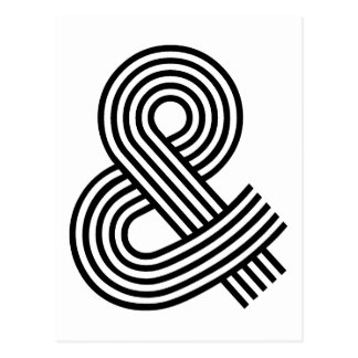 Y y atajo del icono del símbolo del Logogram del s Postales