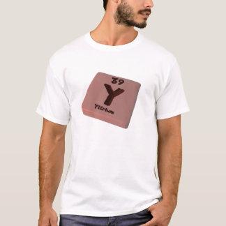 Y Yttrium T-Shirt