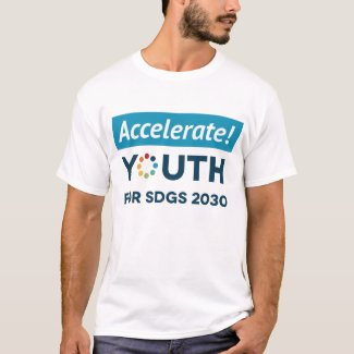 YA26 Accelerate Youth for SDGs Shirt