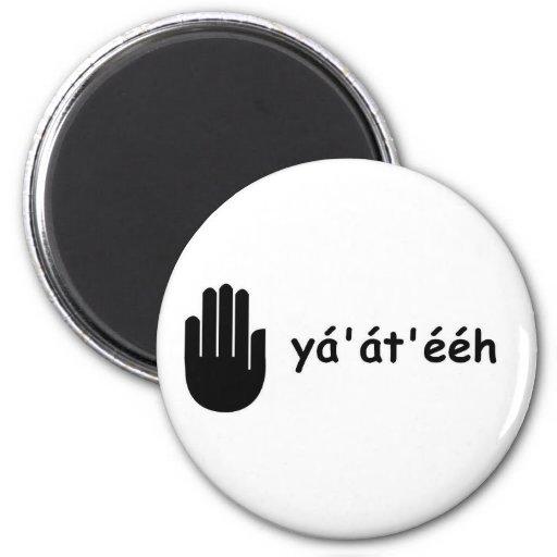 ya 2 inch round magnet