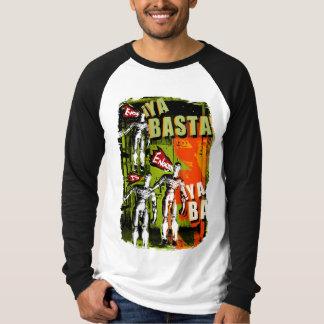 Ya Basta baseball tee