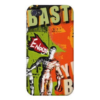 ya basta iphone case iPhone 4/4S cases