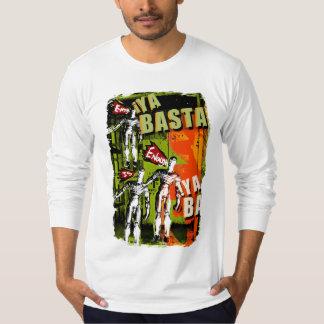 Ya Basta long sleeve fitted T-shirts
