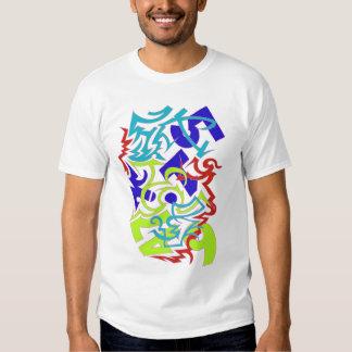 YA Graffiti Design T-Shirt