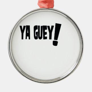 Ya Guey! Christmas Tree Ornament